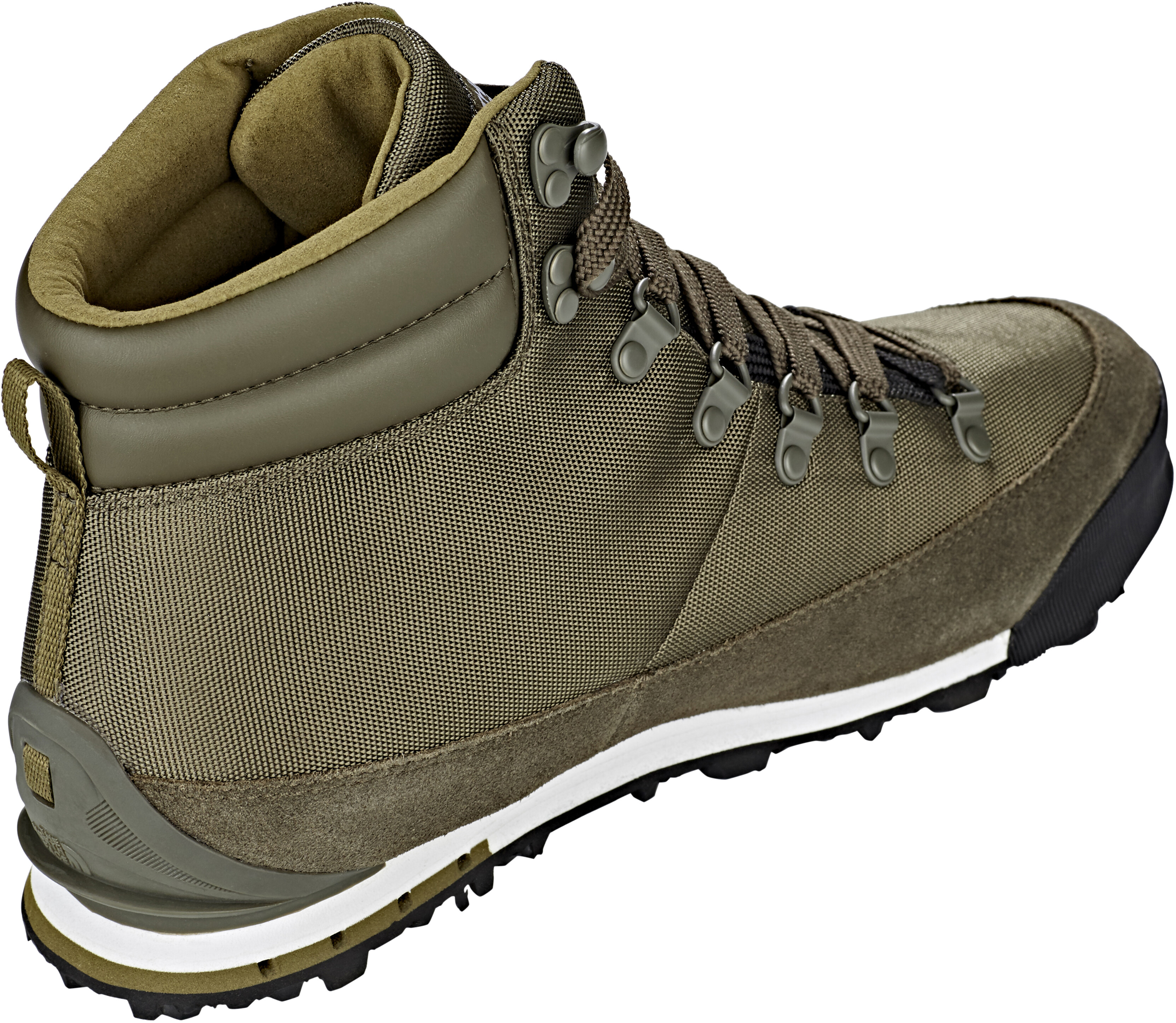 2ef273ce47 The North Face Back-To-Berkeley NL - Chaussures Homme - marron sur ...